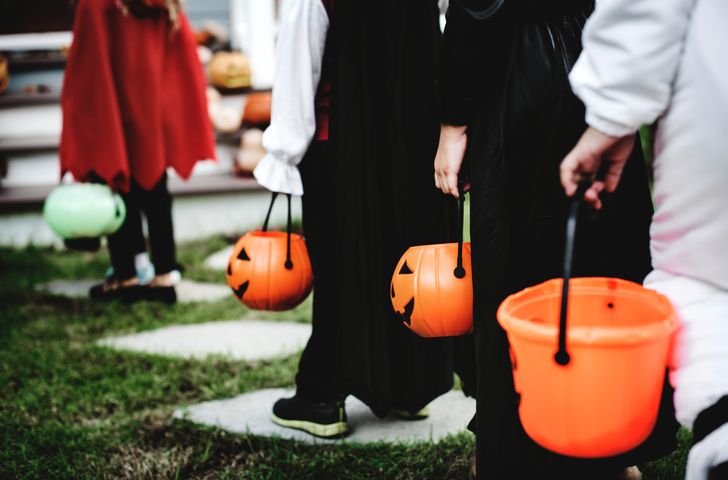 Texans' favorite candy will have trick or treaters lining up at your house!