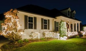 Check out our list of holiday lighting tips to keep your Houston home bright for less.