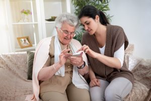 Read how smart home technology is making it easier for seniors in Houston, TX, to age in place.