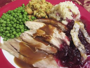 Why cook on Turkey Day? caption <center><em>We all need less stress this time of year so why cook? Take a look at these sumptuous Thanksgiving To Go dinners in Dallas!